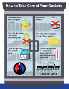 How to take care of your gaskets